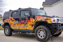 Our Bail Bondsman's Hummer